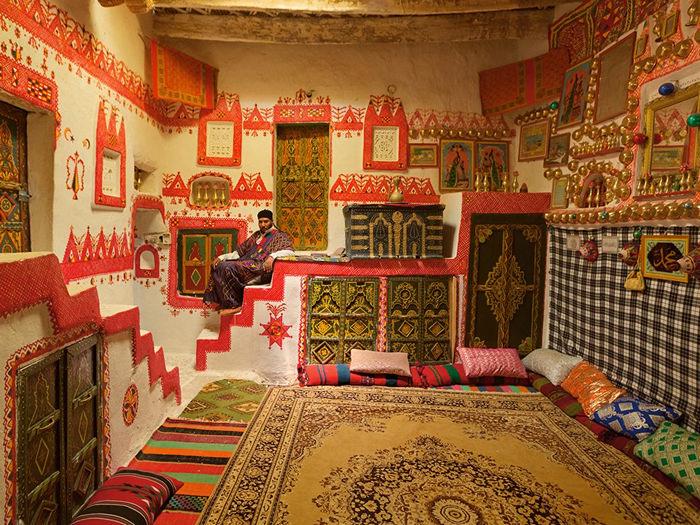 Traditional Home, Libya