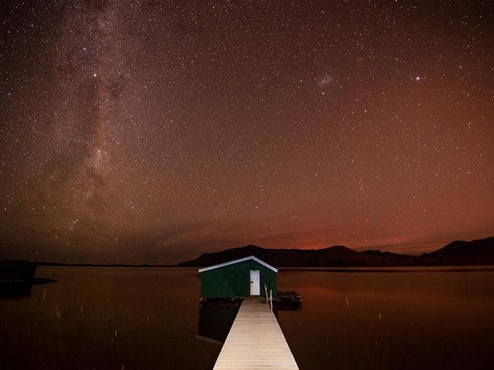 Milky Way, New Zealand