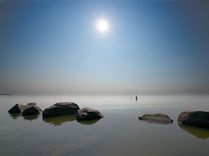 Lake Winnipeg, Canada