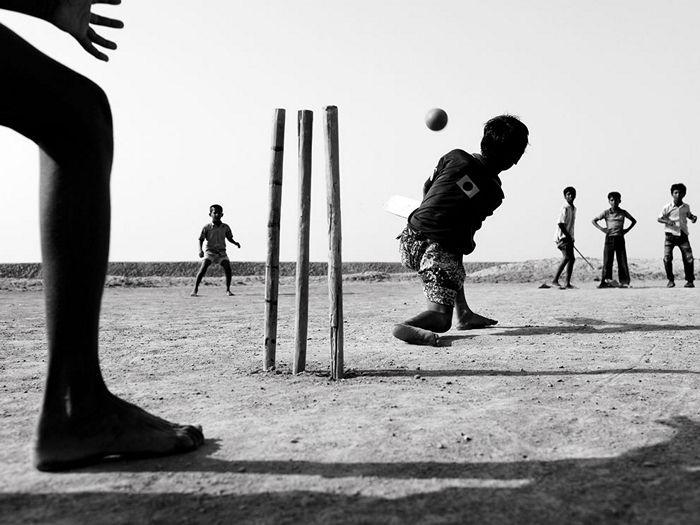 Cricket Game, Bangladesh
