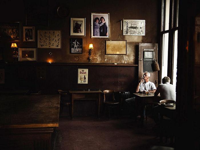 Cafe, Amsterdam