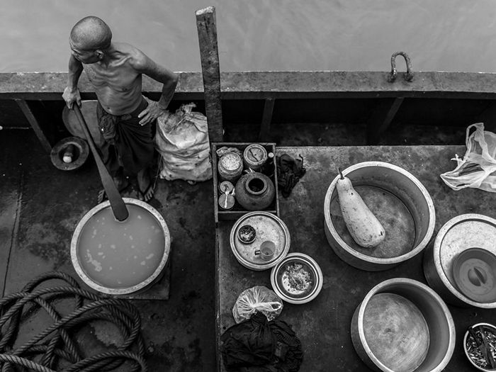 Ferry, Myanmar