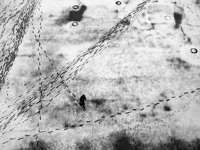 Footprints, Belarus