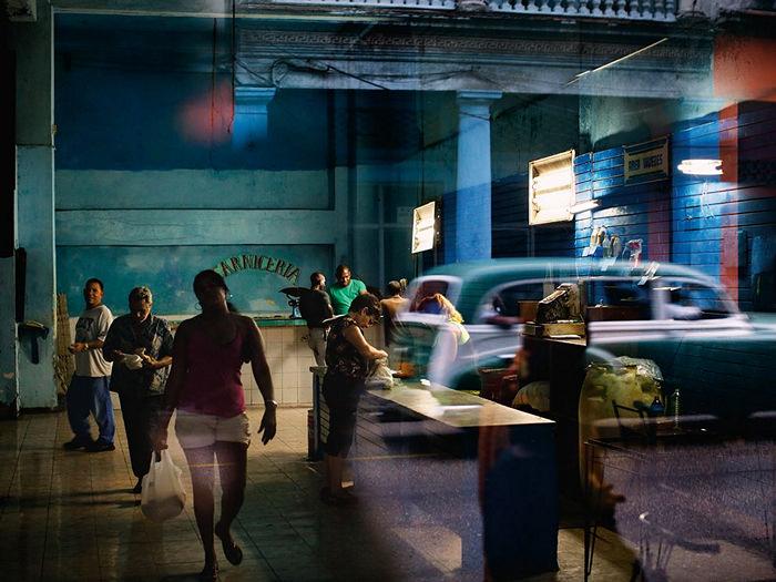 Butcher Shop, Havana