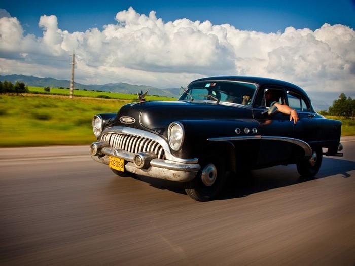 Buick, Cuba