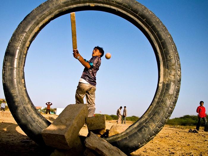 Cricket Game, India