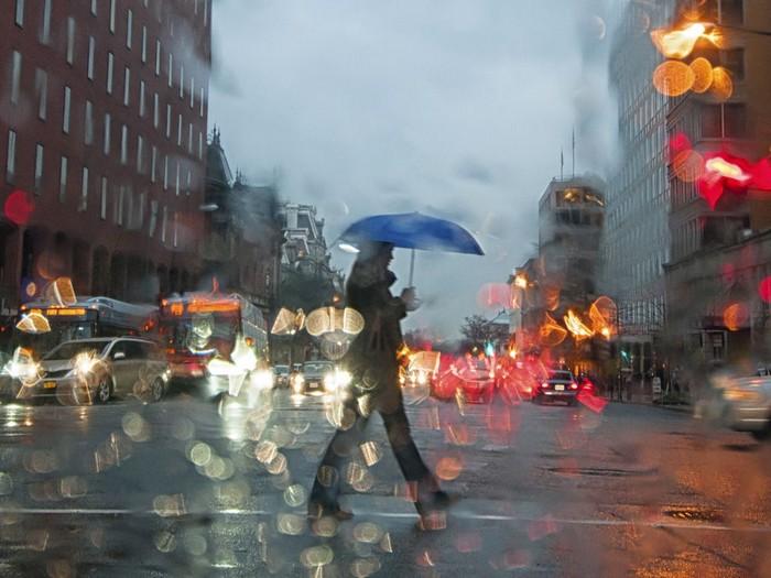 Rainy Day, Washington, D.C.