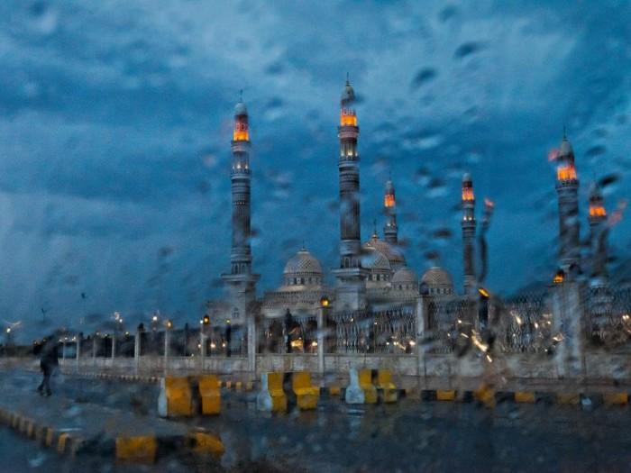 Al Saleh Mosque, Yemen