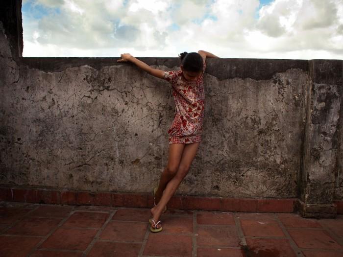 Portrait, Brazil