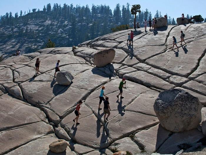 Boulders, Yosemite National Park