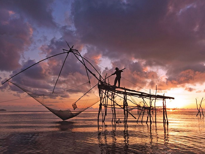 Fisherman, Thailand