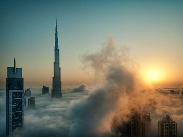 Skyscrapers, Dubai
