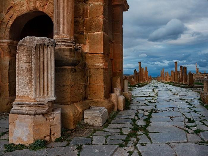 Roman Arch, Algeria