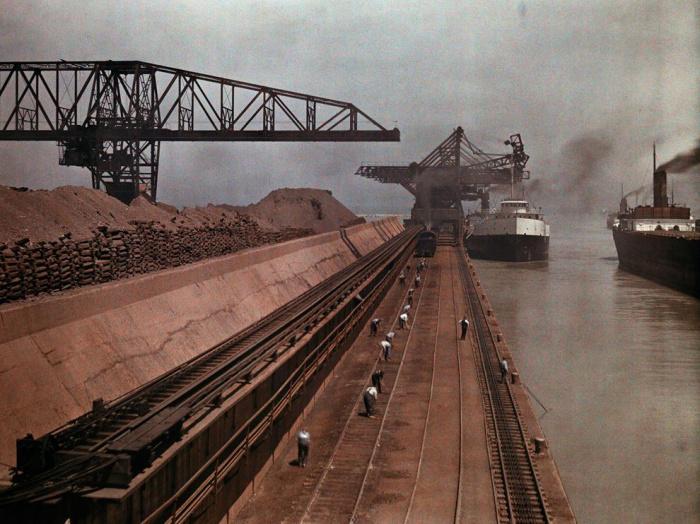 Docks, Ohio