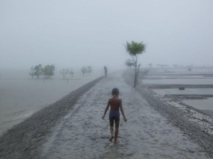 Rainfall, Bangladesh