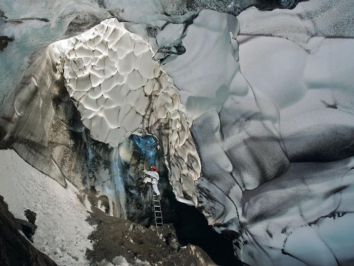 Warren Cave, Antarctica