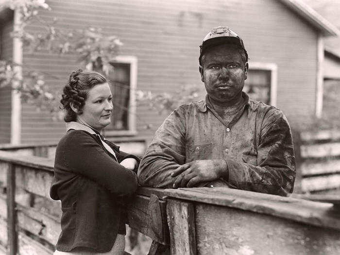 Coal Miner, West Virginia