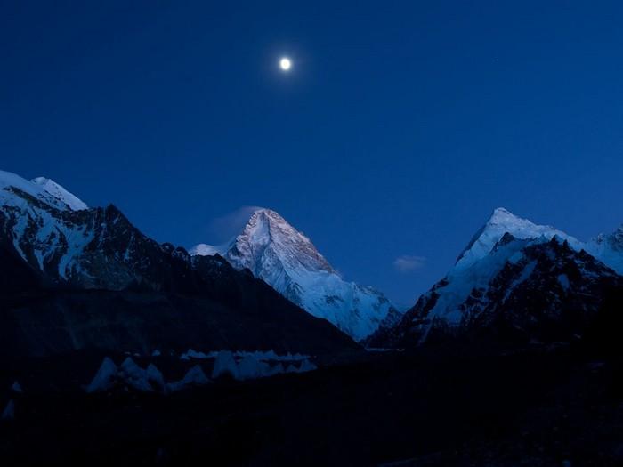 North Face, K2