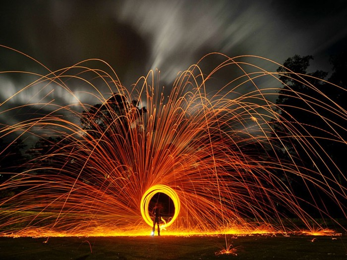 Circle of Sparks