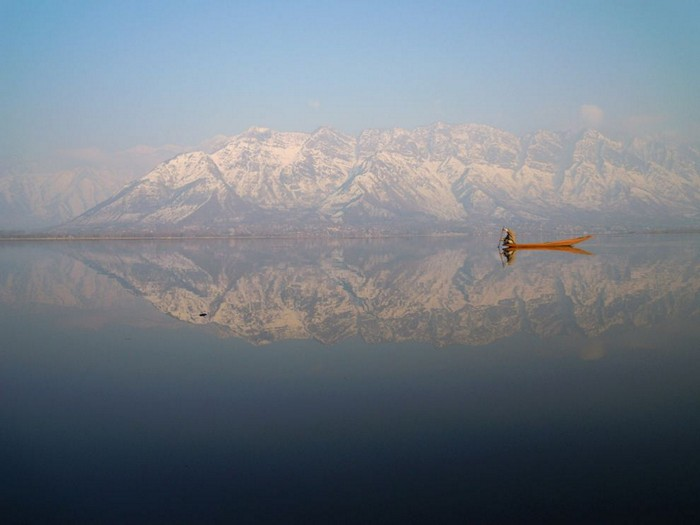 Dal Lake, India