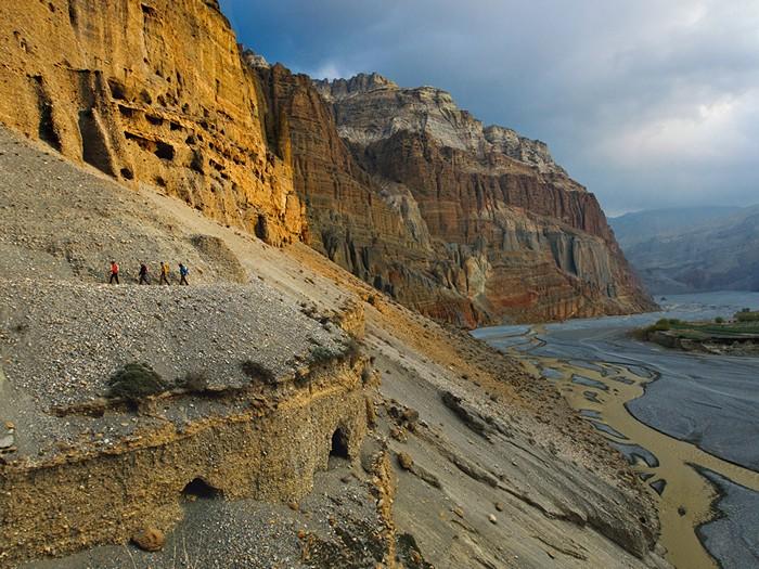 Kali Gandaki River, Nepal