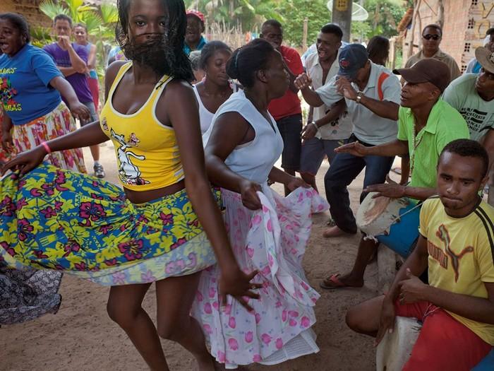 Creole Drum Festival, Brazil