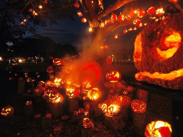Jack-O'-Lanterns, Massachusetts