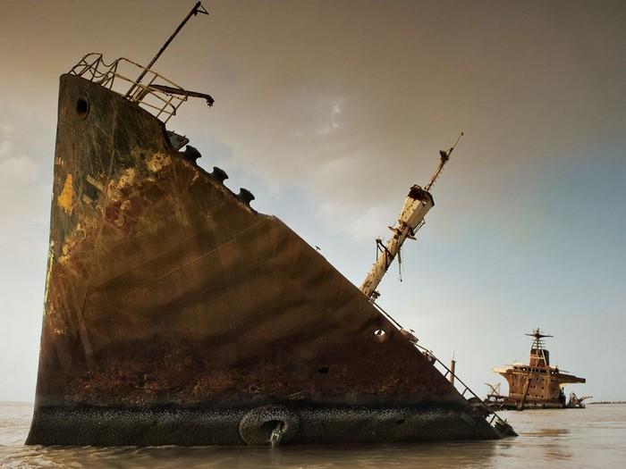 Oil Tanker, Persian Gulf