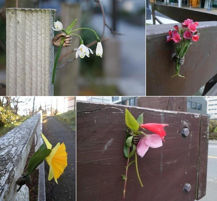 Милый и добрый арт-проект Ornamental thoughtfulness от Мэри Валли