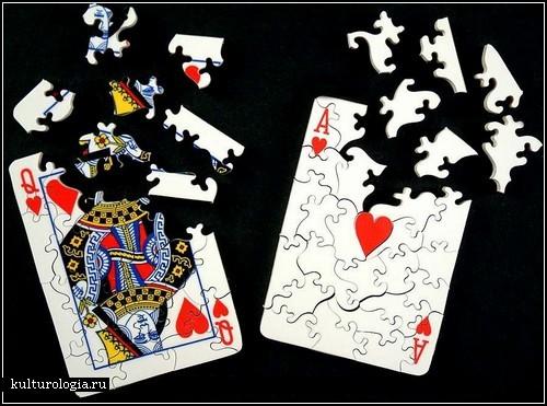 Что можно сделать с колодой игральных карт. Обзор
