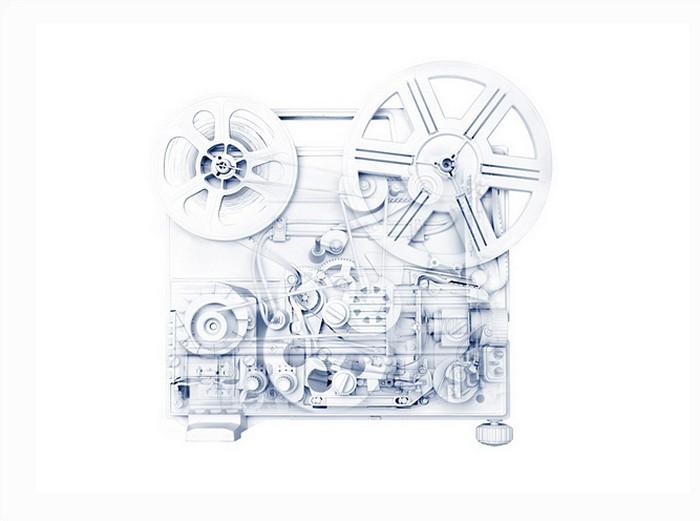 Фотографии-рентген от Макса де Эстебана. Фотопроект Proposition One