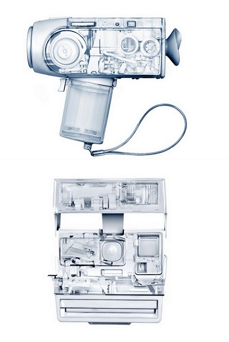 Рентген для техники. Фотопроект Proposition One