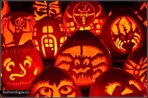 ...подростки ждут один из самых интересных праздников в году - Хэллоуин.