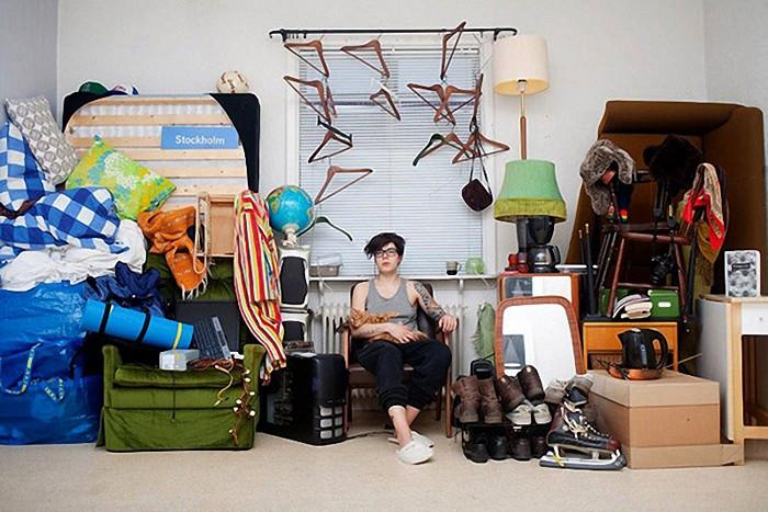 Фотопроект All I Own: возможность заглянуть в личное пространство других