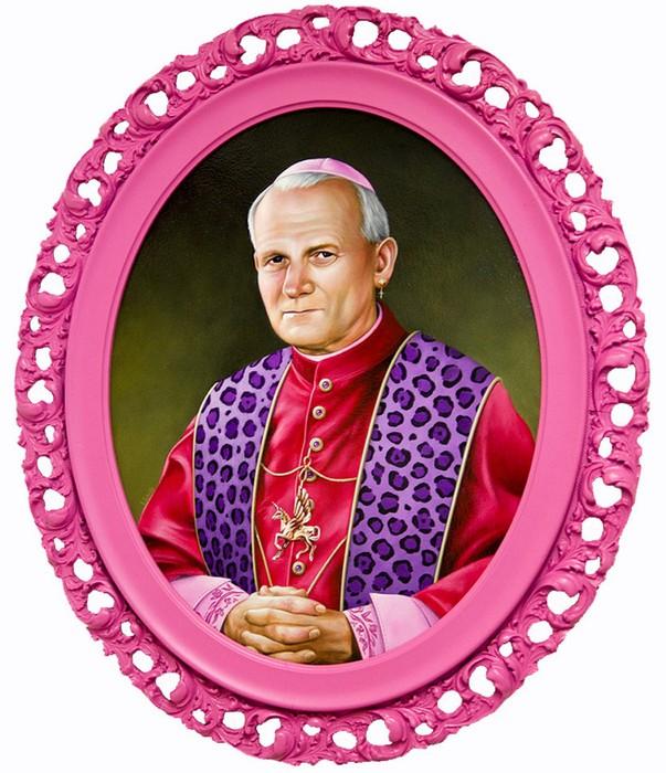 Невероятно гламурный Папа Римский