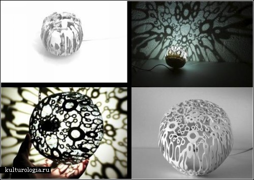 Shadow lamp от Каман Тунга (Kaman Tungs)