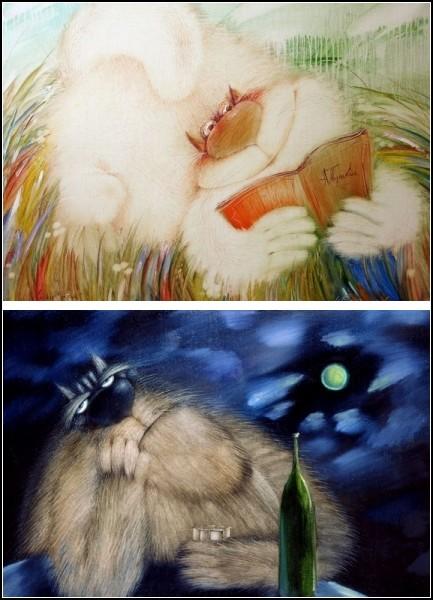 Кототворчество от Валерия Хлебникова