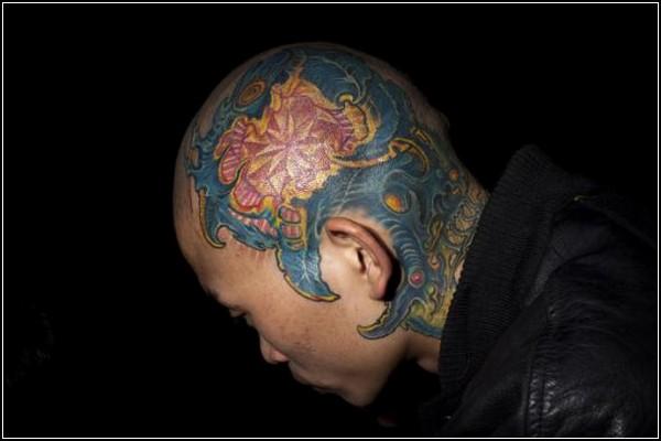 Пекинский тату-фестиваль