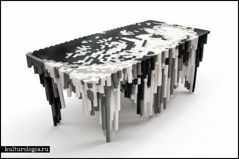 *Философские* арт-столы Thinker Tables