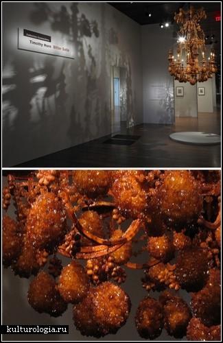 Сахарные скульптуры из проекта Bitter Suite