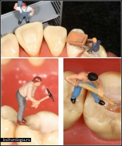 *Зубные демоны* Иана Дэвиса (Ian Davis)