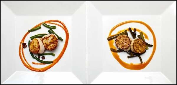 Блюда-близнецы: где вегетарианское, а где для всеядных клиентов?