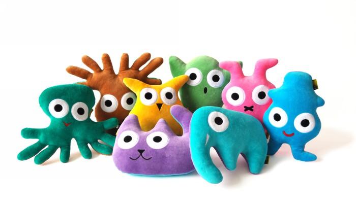 Vandis Family, серия забавных игрушек для детей