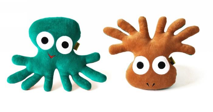 Balgen (Octomoose) - осьминог и лось