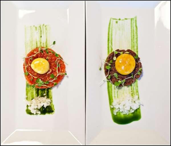 Food-проект для мясоедов и вегетарианцев от Studiofeast