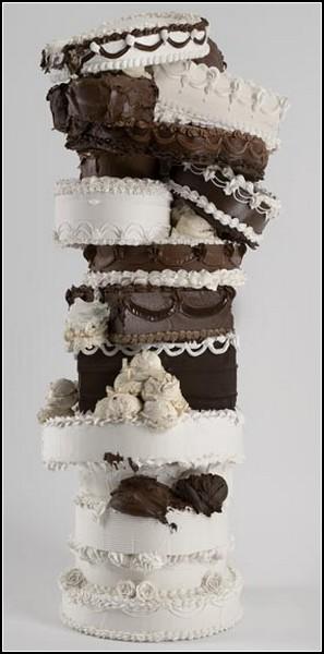 Аппетитные гипсовые торты Уилла Коттона (Will Cotton)
