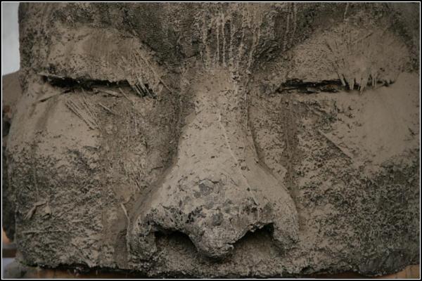 Странно-философские скульптуры Чжан Хуаня (Zhang Huan)
