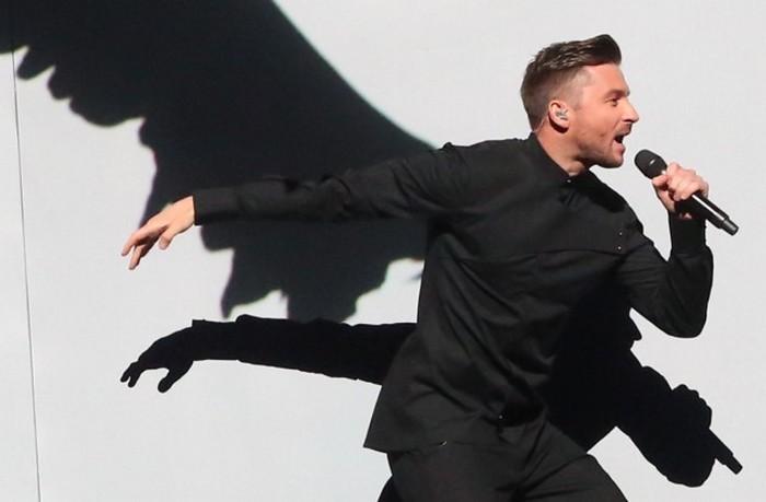 Сергей Лазарев - финалист Евровидения-2016.