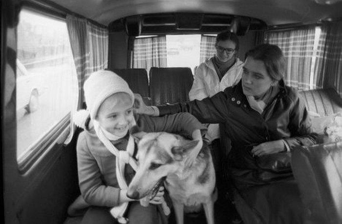 Ирина Алферова с дочкой Ксенией.