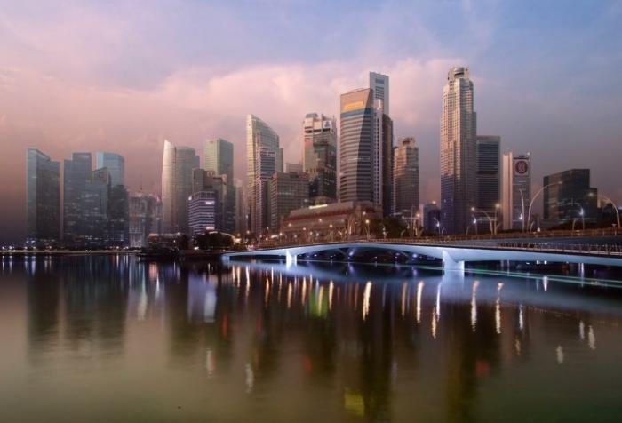 Таймлапс Сингапура, на создание которого ушло 3 года и 1 миллион фотографий